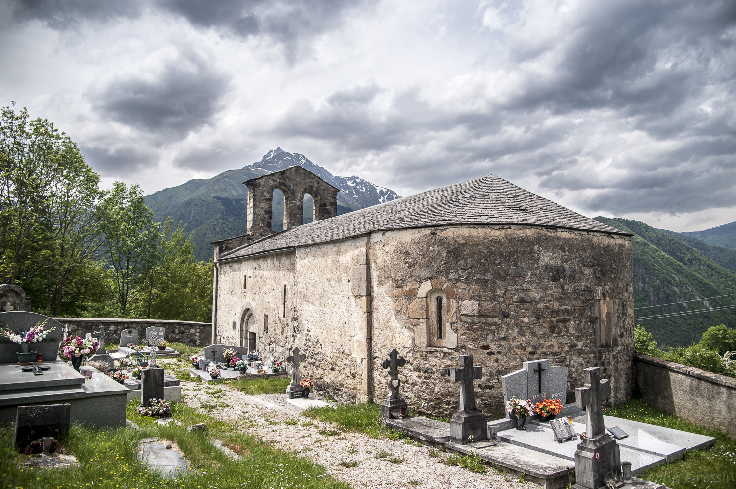Reportage Photo - Eglises & Chapelles de la vallée d'Aure