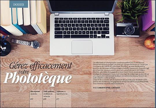 Compétence Photo - Gérer sa photothèque - Catalogage