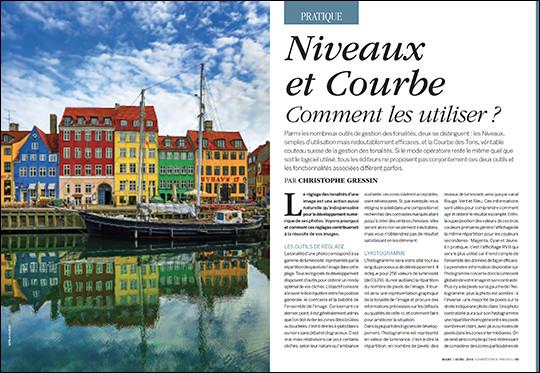 Compétence Photo - Niveaux et Courbe : Comment les utiliser ?