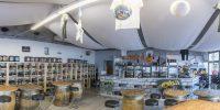 Visite virtuelle - La cave à bière