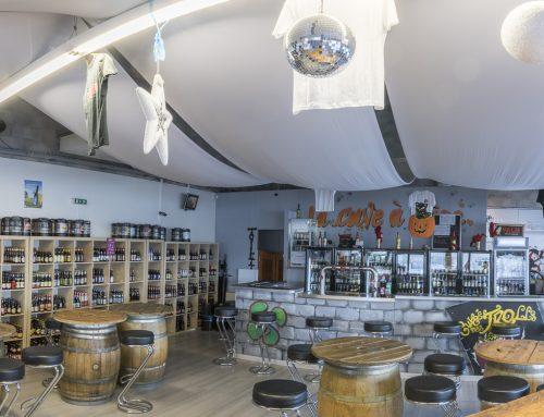 Visite virtuelle : La cave à Bière (Muret)