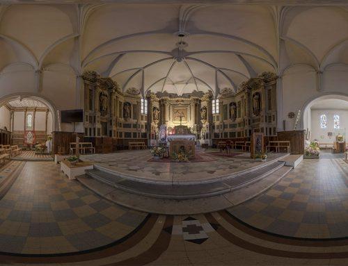 Reportage photo 360 : Sur les pas de Sainte Germaine (Pibrac)